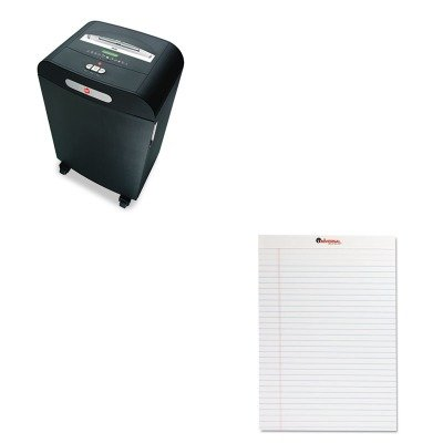 Kitswi1770070Unv20630 - Value Kit - Swingline Dm12-13 Continuous-Duty Micro-Cut Shredder (Swi1770070) And Universal Perforated Edge Writing Pad (Unv20630)