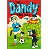 THE DANDY BOOK 1984.by No Author.
