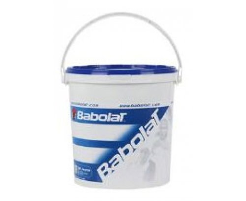 BABOLAT Academy Tennis Ball Training Bucket (72 Balls)