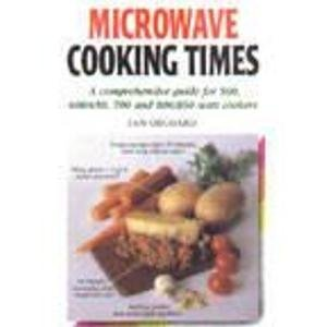 Microwave Cooking Times: The Safe Cooking Times For 500, 600/650, And 700 Watt Microwaves (Know How)