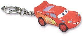 Disney Pixar Cars PVC Keyring: Lightning McQueen - 1