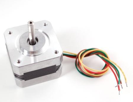 200 Steps/Revolution Stepper Motor 12V