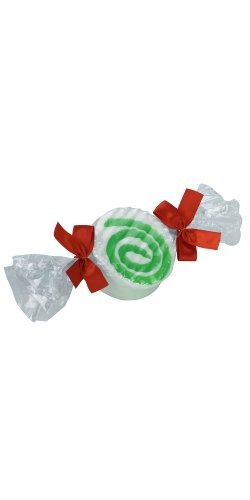 Peppermint Candy Soap - Green