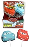 Cars Marshmallow Pops-Box of 12 pops