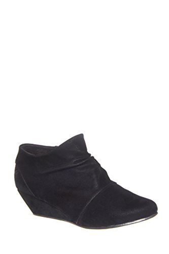 Leche Low Wedge Bootie