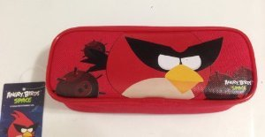 Angry Bird Pencil Case - Red - 1
