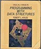 Programming With Data Structures: Pascal Version/Book and Disk (0137292384) by Kruse, Robert L.