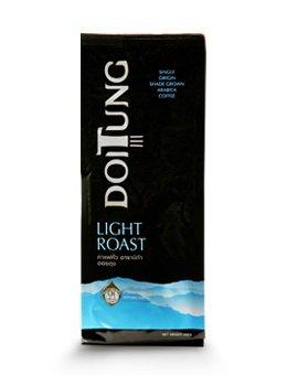 Beans 100% Arabica Coffee Light Roast 200G - Doi Tung Thai Royal Project Product