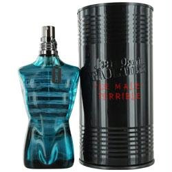 Jean Paul Gaultier Le Male Terrible Eau De Toilette Extreme Spray for Men, 4.2 Ounce