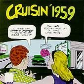 Original album cover of Cruisin' 1959 by Cruisin'