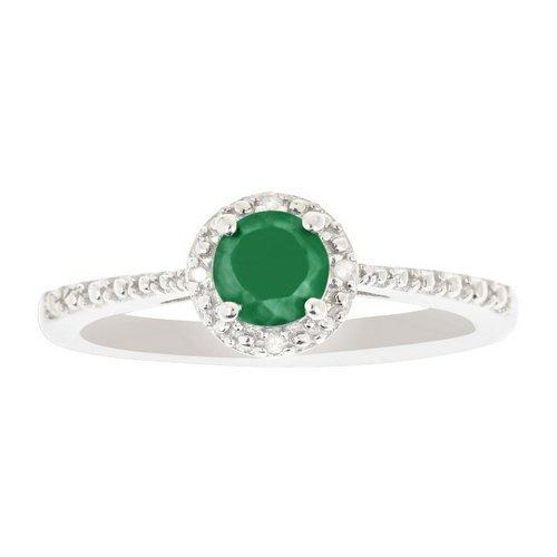 50-Carat-Brilliant-Round-Cut-Emerald-Diamond-Halo-Engagement-Ring-5mm
