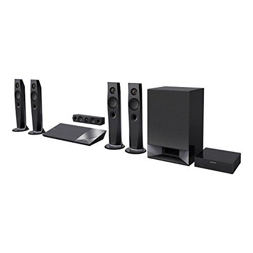 Sony-BDV-N7200W-51-Blu-ray-Heimkinosystem-1200-Watt-4K-UltraHD-Upscaling-3D-WLAN-Smart-TV-Bluetooth-NFC-Spotify-schwarz