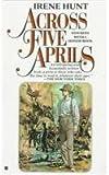 Across Five Aprils (0425102416) by Hunt, Irene