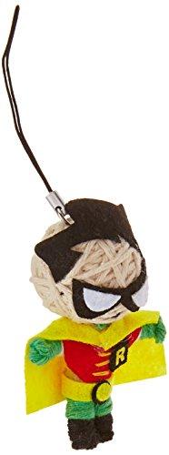Teen Titans Dolls DC Comics Robin String Doll Keychain