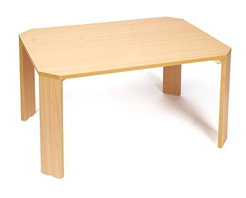 Greenhurst stowaway coffee table oak 70 x 50 x 40 cm for Coffee table 70 x 40