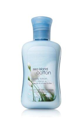 TravelーSize Body Lotionローションミニ Sea Island Cotton