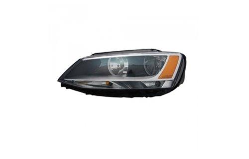 Volkswagen Jetta 11-13 Headlight Assembly LH USA Driver Side (2011 Jetta Headlight Assembly compare prices)