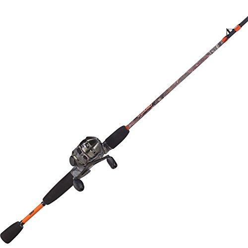 Zebco 33 Micro Camo Ultra Light Spincast Combo (2-Piece), 5-Feet (Micro Ultralight Fishing Reel compare prices)