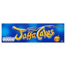 McVities Jaffa Cakes 5.29oz/150g