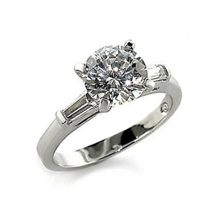 Lilibeth's Round Cubic Zirconia Promise Ring - 6