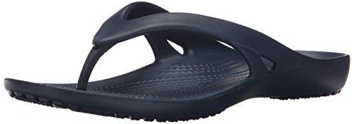 Crocs Kadee II Flip W Infradito, Donna, Blu (Navy), 37-38 EU