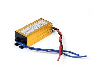 (3-5)*3W Lamp Waterproof Led Driver/Led Transformer (Golden Yellow)