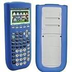 Guerrilla Silicone Case for Texas Instruments TI-84 Plus C Silver Edition Graphing Calculator, Blue