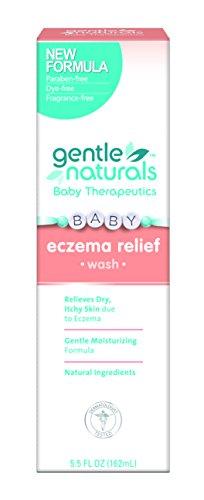 Gentle Naturals Eczema Wash, 5.5 Ounce - 1