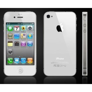 Apple iPhone 4 32GB Quad-band World GSM Phone 
