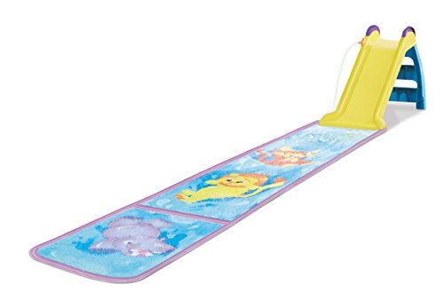 Discover Bargain Little Tikes Wet & Dry First Slide with Slip Mat