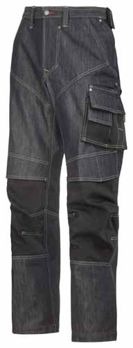 Snickers Craftsmens Denim Trousers 3355
