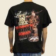 Duck Dynasty Shirt-- Duck Commander Shirt-- Si Robertson--