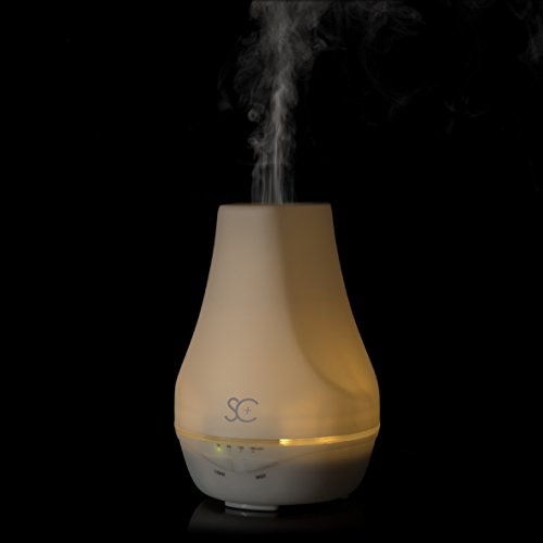 Spruce and Chic® 100ml Aromatherapy Essential Oil Diffuser ...