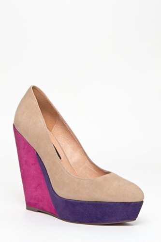 Cathi High Wedge Shoe