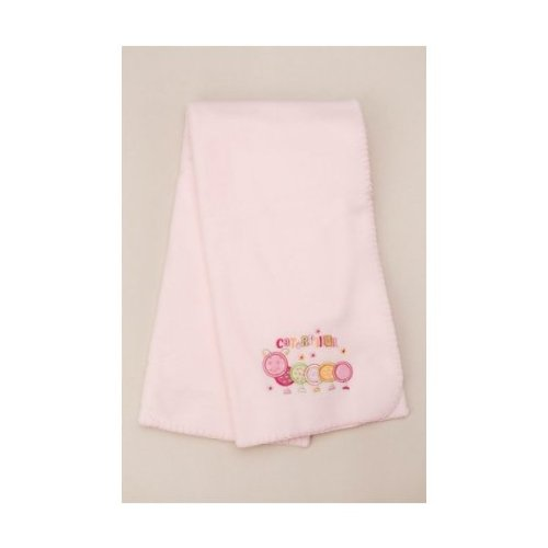 Carter's Baby Fleece Baby Blanket Caterpillar
