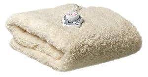Snug as a Bug Super King Luxury Washable Full Mattress Size Fleece Heated Underblanket