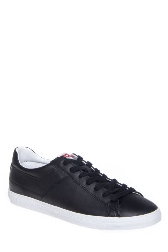 PONY Men'S Topstar Empire Leather Premium Sneaker