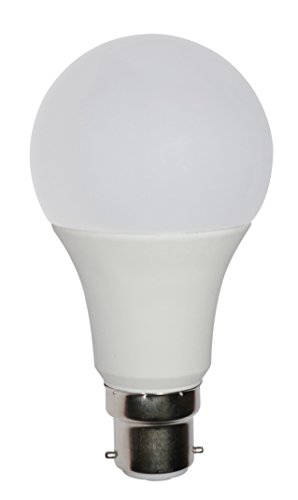 Premium 12W LED Bulb (Cool White, Set of 5)