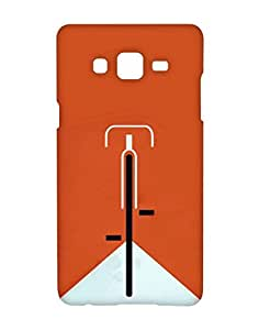 Crackndeal Back Cover for Samsung Galaxy On 5