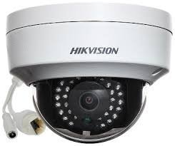 HikVision DS-2CD2120F- I 2 MP IR FIX Dome Camera Lens 2.8 mm