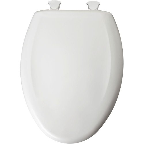 Peachy Bemis 1200Slowt000 Plastic Elongated Toilet Seat With Gmtry Best Dining Table And Chair Ideas Images Gmtryco