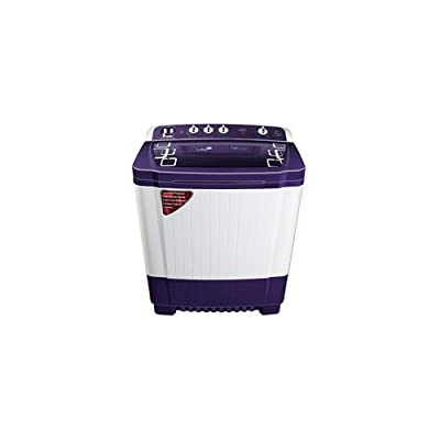 Videocon VS80P15 Virat Neo Semi-automatic Top-loading Washing Machine (8 Kg, Royal Purple)
