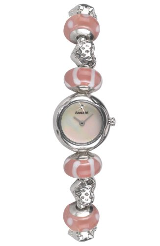 Accurist Charmed Cherry Blossom Ladies Bracelet Watch LB1601