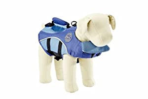Henry and Clemmies Dog Lifejacket, Large, Blue