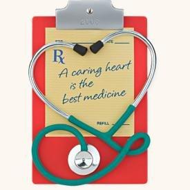 The Best Medicine 2008 Hallmark Keepsake Ornament
