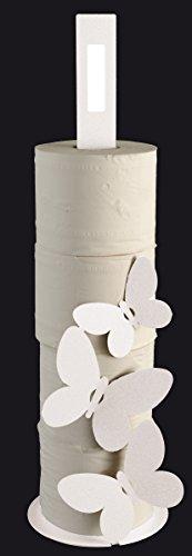 porta-carta-igienica-farfalle-da-terra-colore-bianco