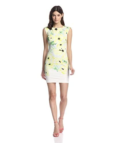 French Connection Women's Holiday Poppy Dress
