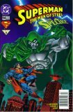img - for Superman The Man of Steel #54 : Ghosts (DC Comics) book / textbook / text book