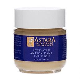Astara Activated Antioxidant Infusion 1.3 Fl Oz.