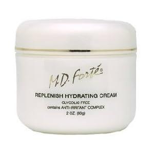 M.D. Forte Replenish Hydrating lotion 2oz